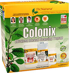 dr. natura - colon quackery