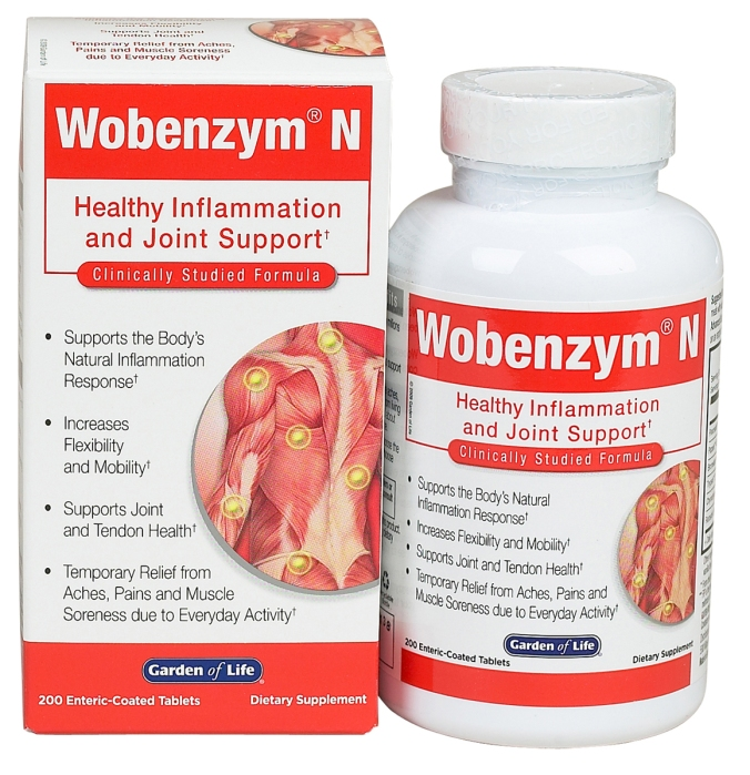 Wobenzym N A Closer Look At Systemic Enzyme Therapy