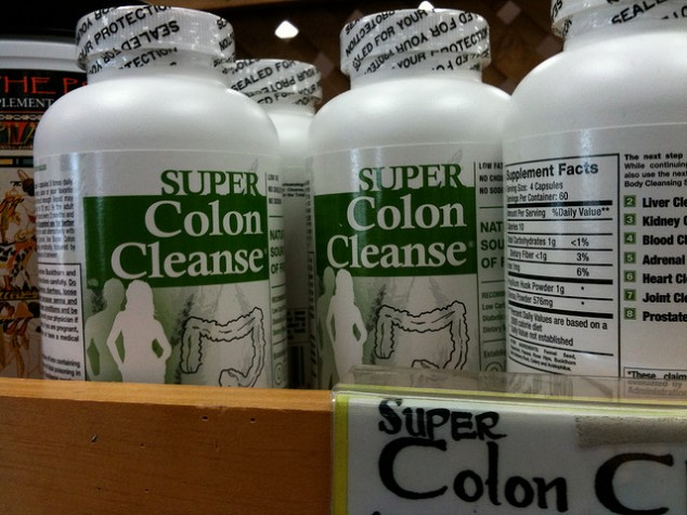super colon cleanse