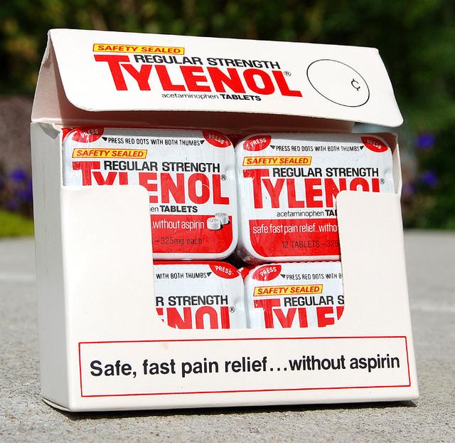 Tylenol Circa 1983
