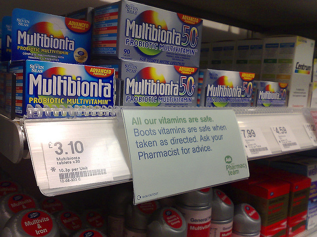 Boots insists all their vitamins are safe