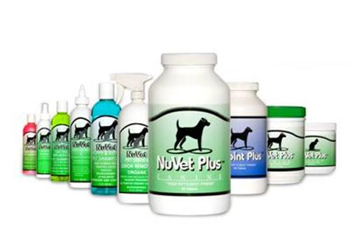 Nuvet Plus Supplement Vitamin Canine