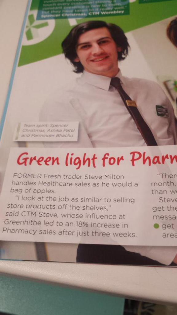 Supermarket Pharmacies