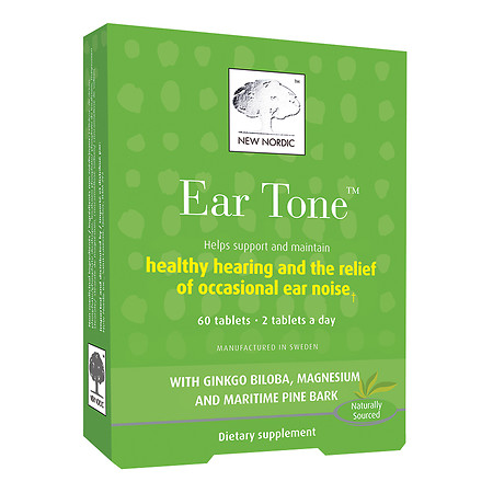 Ear Tone is a supplement claimed to help tinnitus. Does it work?