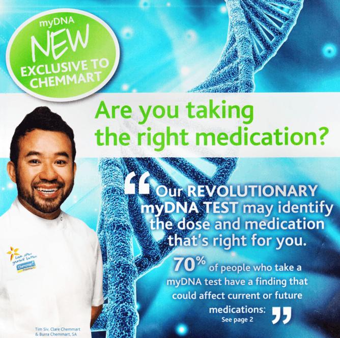 Is genomic testing as useful as pharmacies claim it can be?